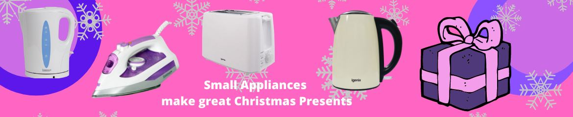 Christmas small appliances